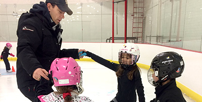 Toronto Learn To Skate (All Ages) lessons